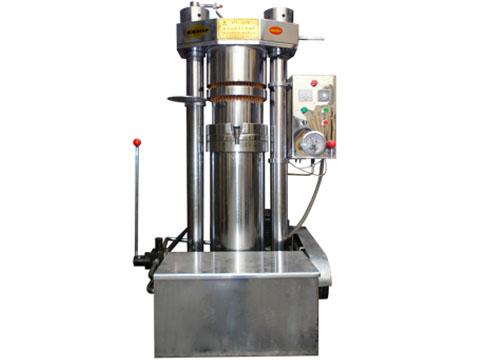 6YY-230新型液压榨油机(香油机)