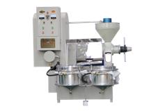 6YL-100RL型多功能螺旋榨油机