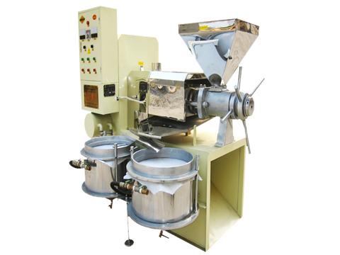 6YL-100R型多功能螺旋榨油机