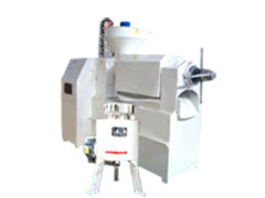 6YL-180RL型冷热两用多功能螺旋榨油机