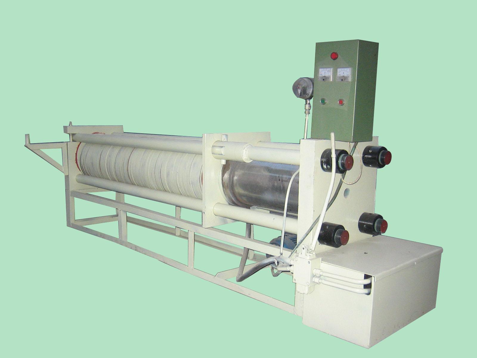 卧式液压榨油机