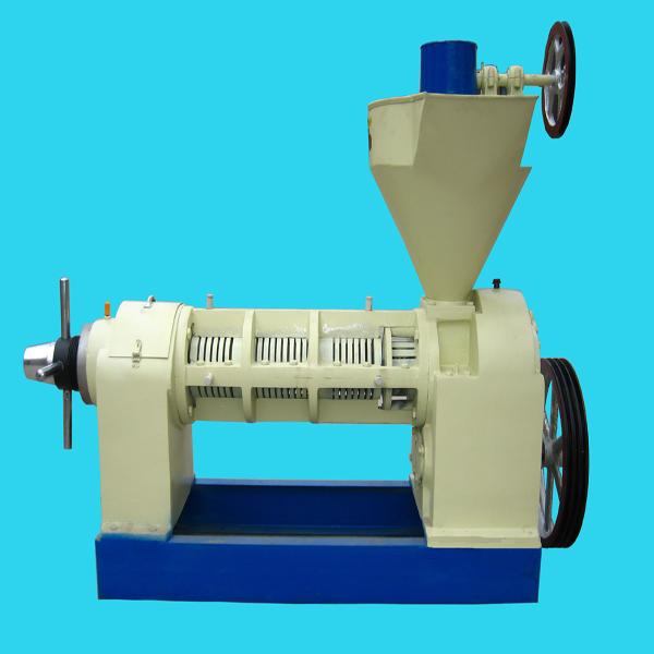6YL-100单型榨油机
